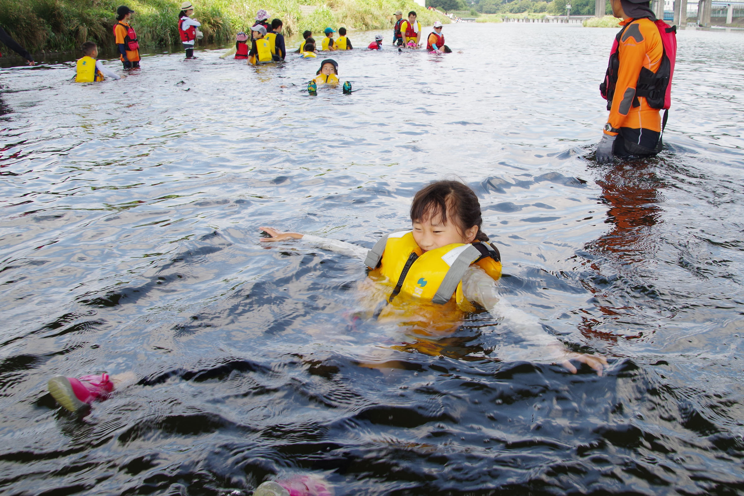 水の安全教室
