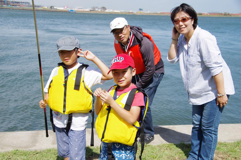 多摩川フィッシングフェスティバル