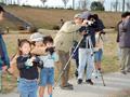 2007年12月8日 野鳥観察会の様子へ